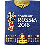Panini 2018 FIFA WORLD CUP RUSSIA ALBUM (OFFICIAL SOFT COVER ALBUM AND 6 STICKER PACKETS INCLUDED)