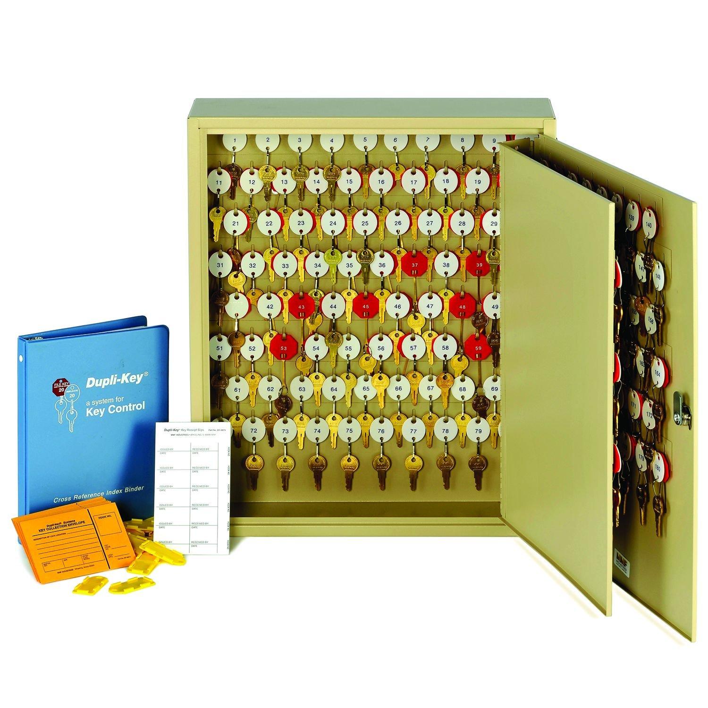 180 Keys Key Cabinet Wall Mount
