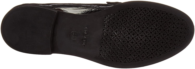 Geox Damen (schwarzc9999) D Promethea C Slipper Schwarz (schwarzc9999) Damen ba9ab0