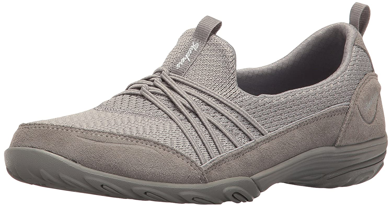 Skechers Women's Empress Fashion Sneaker B01K4HEYL4 8.5 B(M) US Grey