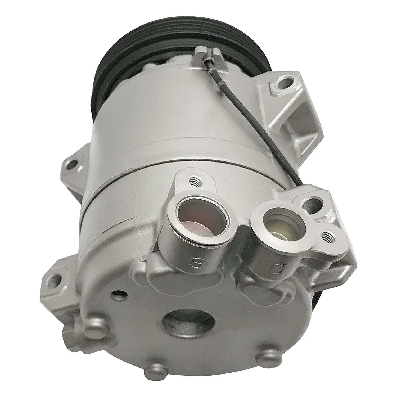 RYC Remanufactured AC Compressor and A//C Clutch GG385