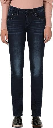 Timezone Damen Tahilatz Womenshape Slim Jeans
