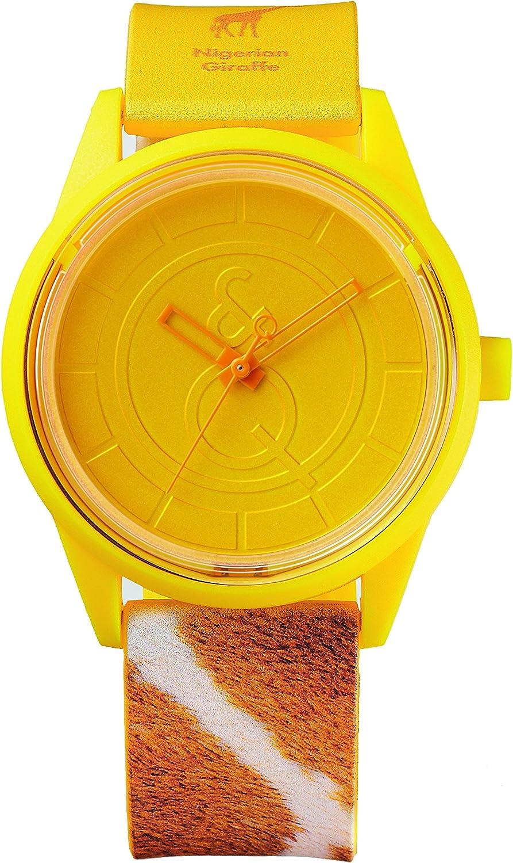 Citizen–Reloj de Pulsera Unisex Smile Solar analógico de Cuarzo plástico rp00j029y