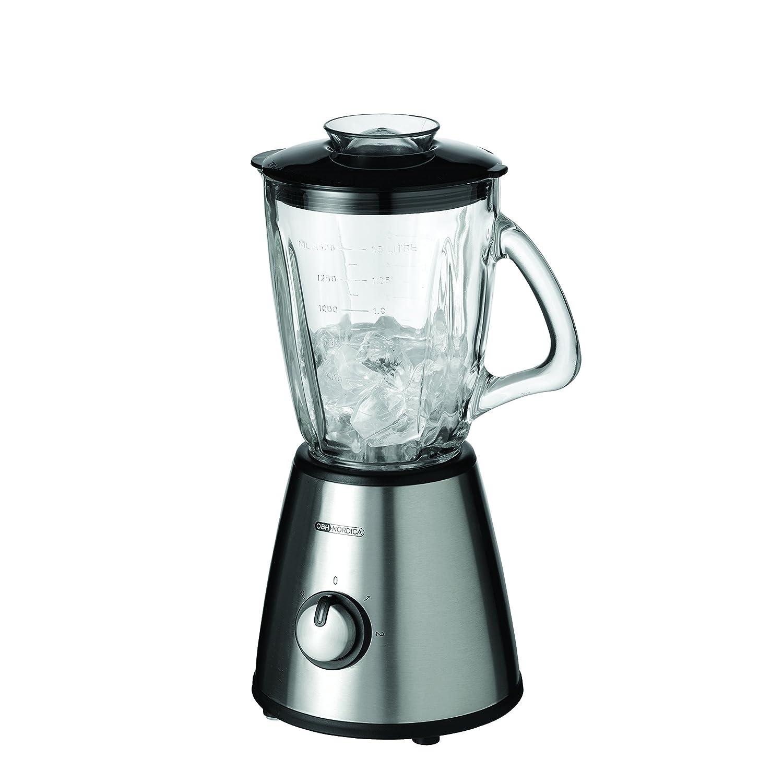 OBH Nordica Style Inox - Licuadora (1,5 L, Batidora de vaso, Acero ...