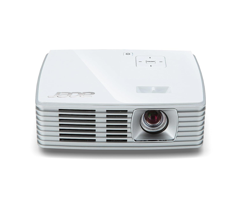 Acer Travel K132 - Proyector (600 lúmenes ANSI, DLP, WXGA ...