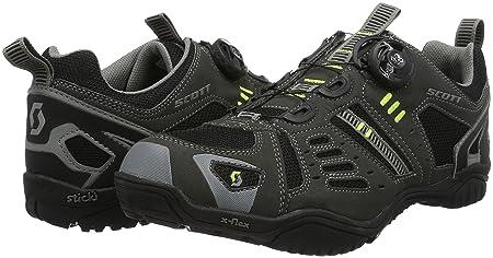 Scott Trail, Unisex-Erwachsene Traillaufschuhe, Schwarz (Black), 39 EU