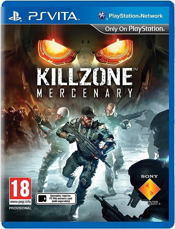 Killzone Mercenary: Amazon.es: Videojuegos