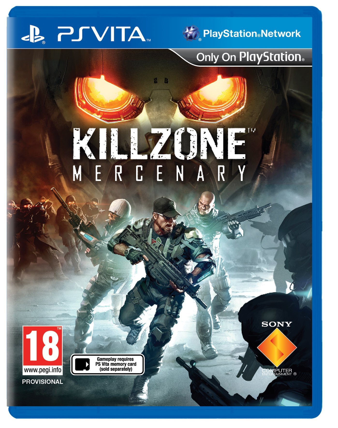 Killzone Mercenary (PlayStation Vita)