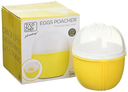 JWP PTC - Escalfador de Huevos para microondas, Color ...