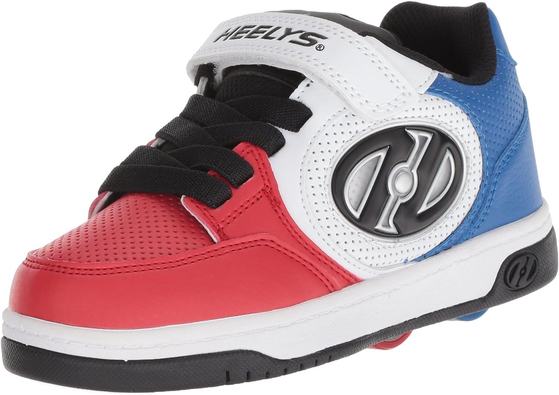 Heelys Kids' Plus X2 Wheeled Heel Shoe