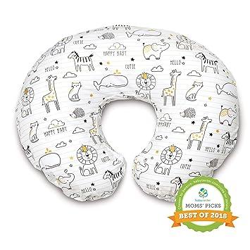 Amazon.com: Boppy - Almohada de lactancia y posicionador ...
