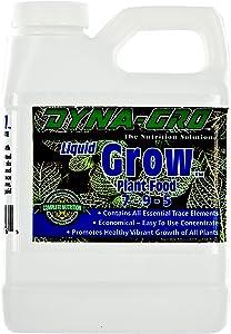 Dyna-Gro Grow 7-9-5 Plant Food Gro-016, 1-Pint