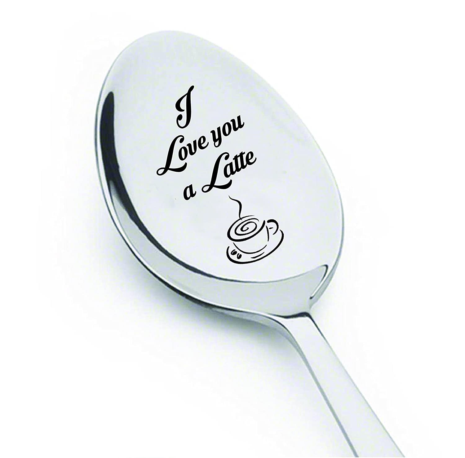 I Love You a Latte - Christmas Gifts For Kids - Cute Boyfriends Gift ...