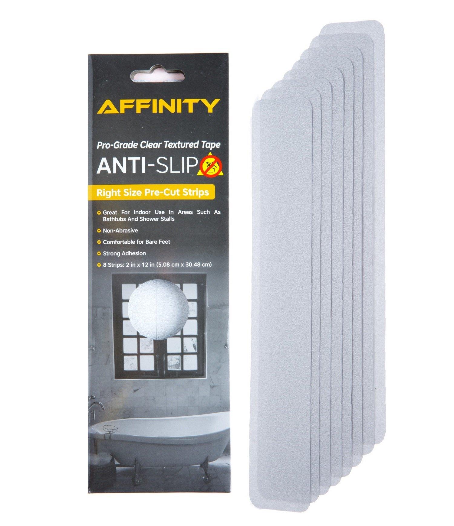 Anti-Slip Tape - Premium 8 Pre-Cut Bath & Shower