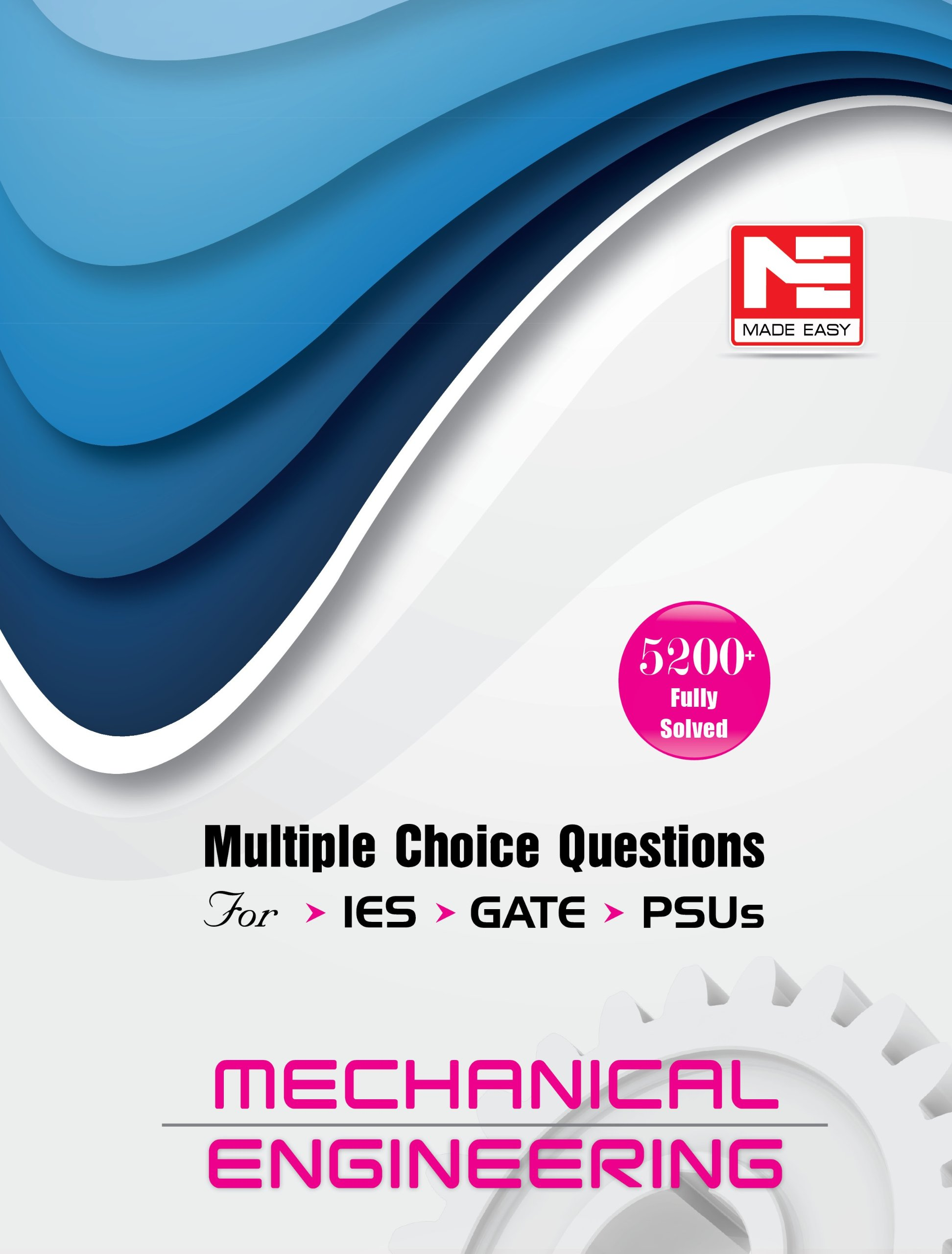 Mechanical Engineering Competitive Exam Books Pdf