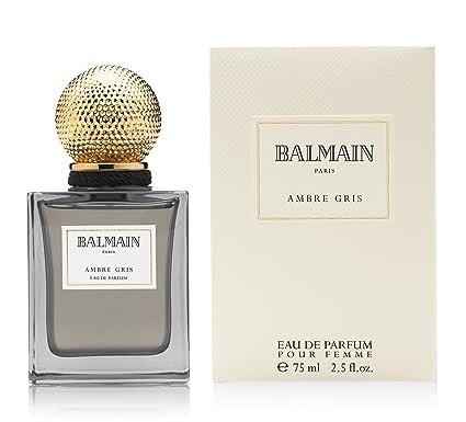 De Parfum Balman 75 Ambre Gris Ml Eau PXuOkZiwT