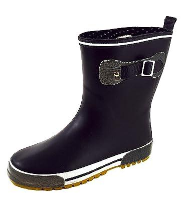 ACO Damen Gummistiefel Kurzschaft: : Schuhe