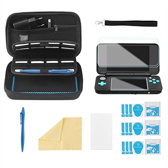 Bestico Funda para New 2DS XL/New 3DS XL/3DS/3DS XL/New 3DS ...