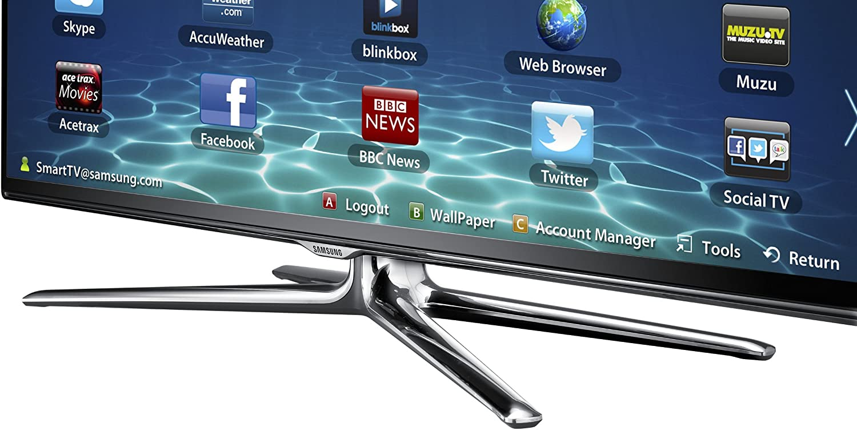 Samsung UE55ES6800U - Televisor (139,7 cm (55