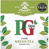 PG Tips Green Tea 20s Pyramid Teabags, 28 g