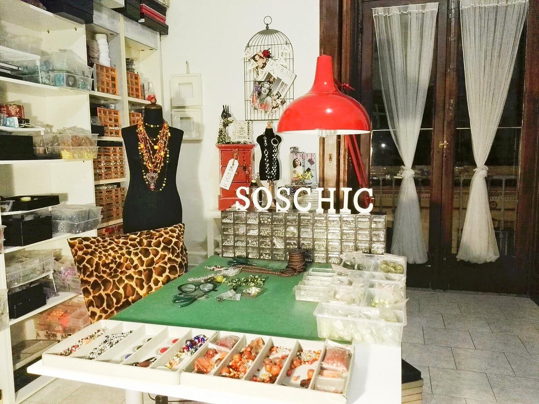Soschic bijoux: amazon.it: handmade