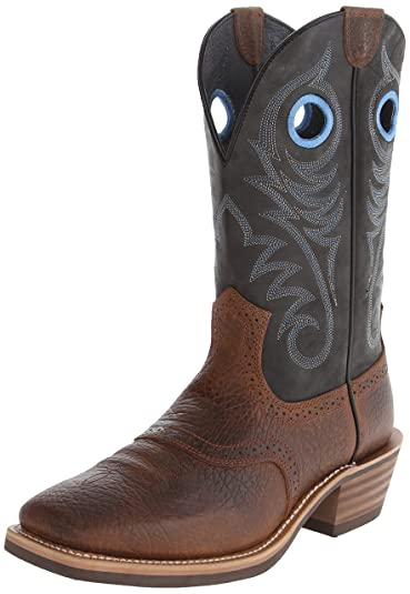 7391f549a32 ARIAT Men's Heritage Roughstock Western Boot