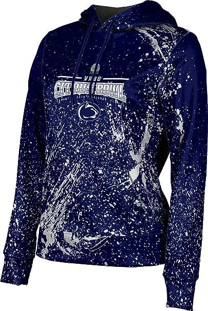 Penn State University Mens Pullover Hoodie Citrus Bowl Splatter School Spirit Sweatshirt