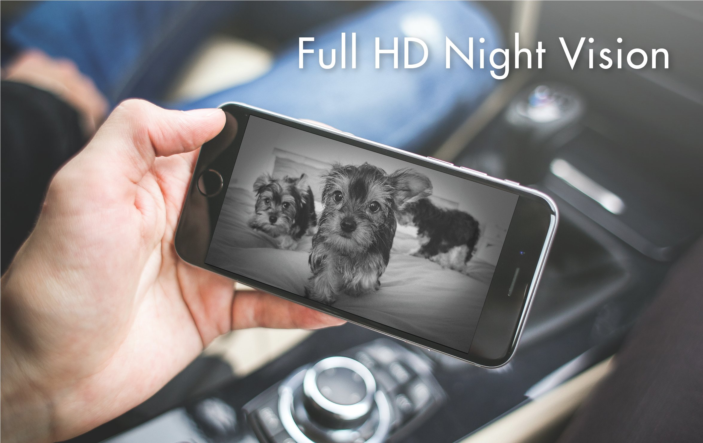 Furbo Dog Camera: Treat Tossing, Full HD Wifi Pet Camera and 2-Way Audio, Designed for Dogs, Compatible with Alexa (As Seen On Ellen) 5