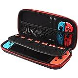 Aitop Custodia per Nintendo Switch da Trasporto per 14 Cartucce, Case da Viaggio per Nintendo Switch di EVA con Maniglia, Anticaduto e Impermeabile