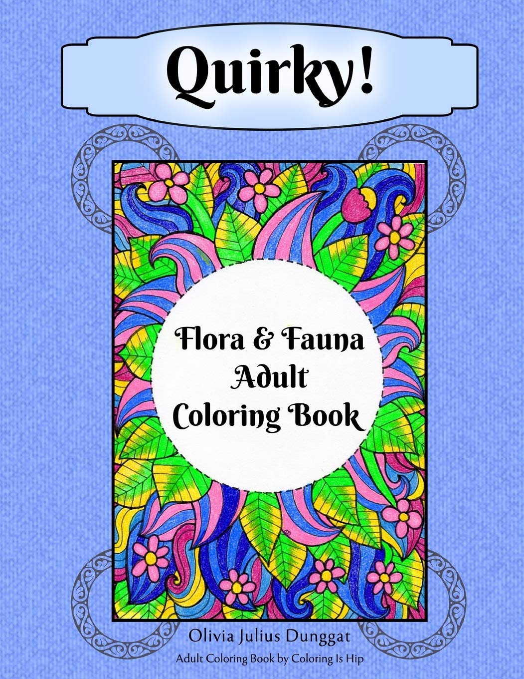 Coloring Page: Plants And Animals   Coloring Page   1360x1051