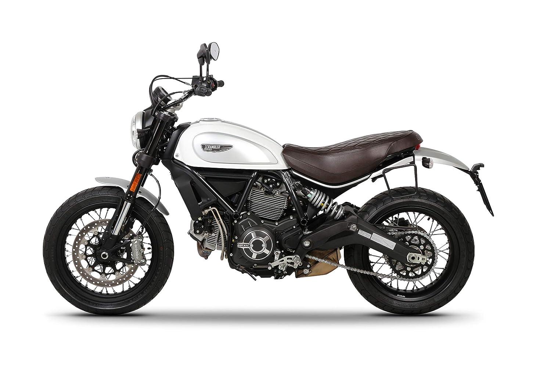Shad D0SC88SR SR Side Bag Holder Ducati Scrambler 800 Icon//Classic