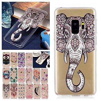 coque samsung s9 elephant