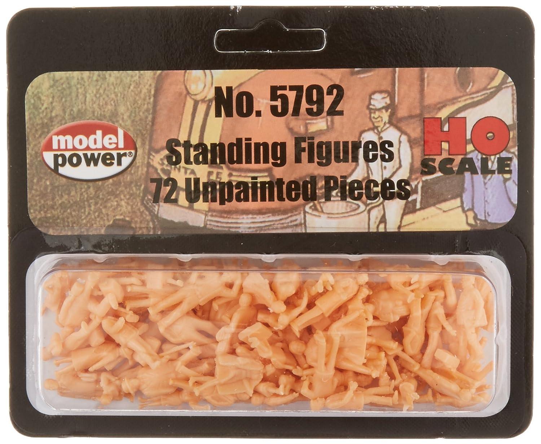 entrega gratis Model Power - HO Standing Figure, Figure, Figure, Unpainted (72)  barato en alta calidad
