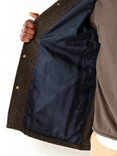 Tube Coaches Jacket 1125-699-6222: Mocha