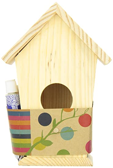 Make Your Own Bird House Kit