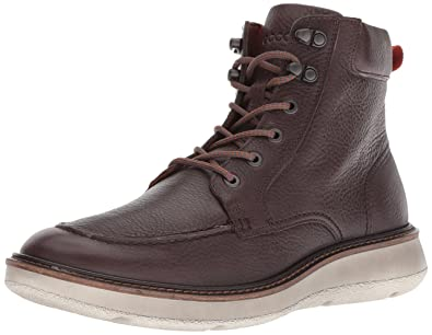 11274f60ae124 ECCO Men s Aurora Chukka Boot Coffee 39 M EU   5-5.5 D(M) US