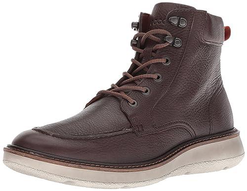 puoleen hintaan uskomattomia hintoja ostaa hyvää ECCO Men's Aurora Chukka Boot, Coffee, 40 M EU / 6-6.5 D(M) US