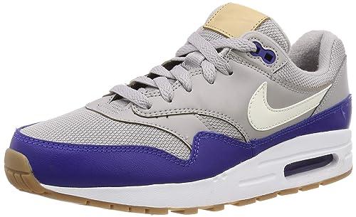 Nike Air MAX 1 (GS), Zapatillas para Hombre