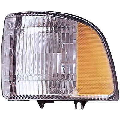 Dorman 1630402 Front Driver Side Turn Signal / Parking Light Assembly for Select Dodge Models: Automotive
