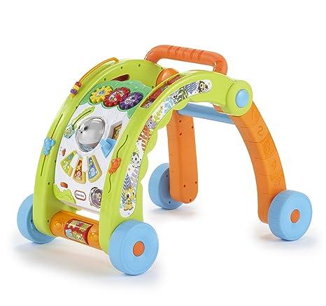 4bda8bd6694d Amazon.com  Little Tikes 3-in-1 Activity Walker  Toys   Games