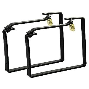 Rolson 60910 Ladder Brackets - 2 Pieces