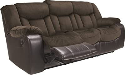 Amazon Com Best Choice Products Modern Faux Leather Convertible Folding Futon Sofa Bed Recliner