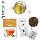 Herbal Tea Kidney Stone Cleanse Detox Tea, Ayurvedic Kidney Cleanse and Liver Support| 25 Tea Bags