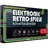 Elektronik Retro Spiele Adventskalender 2019