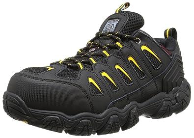 3eecbed9d3675 Amazon.com | Skechers for Work Men's Blais Steel-Toe Hiking Shoe ...