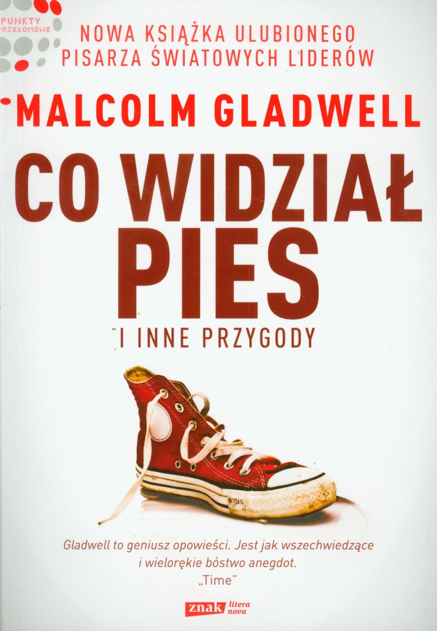 Co widzial pies i inne przygody (polish) (Polish) Paperback
