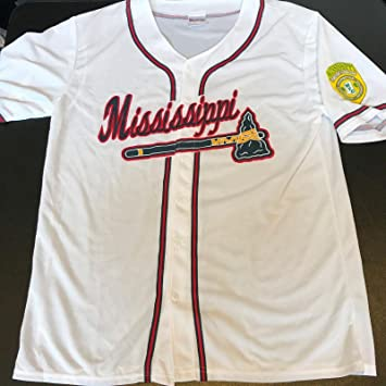 d8a48d87c Amazon.com  Dansby Swanson Signed Jersey - Mississippi Minor League COA - JSA  Certified - Autographed MLB Jerseys  Sports Collectibles