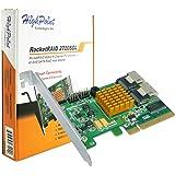 HighPoint RocketRAID 2720SGL 8-Port SAS 6Gb/s PCIe 2.0 x8 RAID HBA