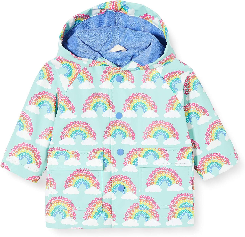 Hatley Printed Raincoats Impermeabile Bimba