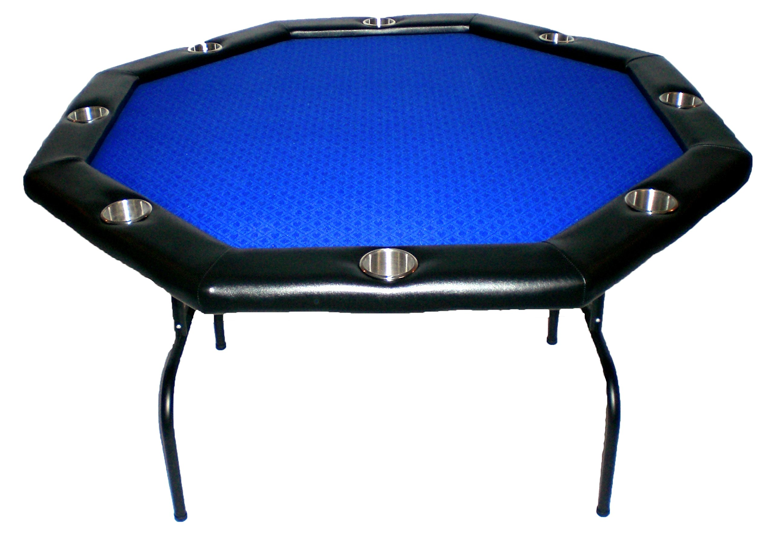 Suited Speed Cloth ROYAL BLUE Texas Holdem Poker Table Cloth